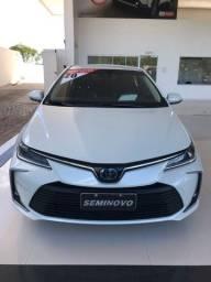 Título do anúncio: Toyota Corolla Altis Híbrido 2020