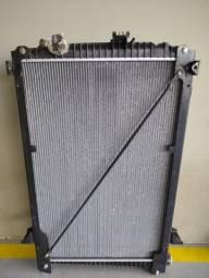 Radiador e condensador DAF XF 2018