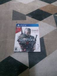 The Witcher III PS4