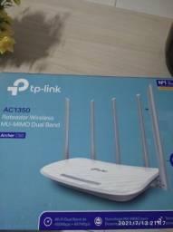 Modem tp link 5 antena novo