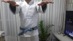Judogi (kimono) mizuno profissional 2,5