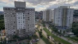 Apartamento no Rossi Caribe, 2 dormitórios, vaga dupla - Desocupado