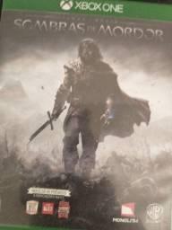 Sombras de mordor cd Xbox one