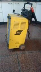 Máquina de solda Esab 250 amperes bivolt