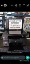 Impressora LaserJet multifuncional