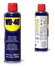 Kit 02 unidades Wd40 Spray Produto Multiusos - Desengripa Lubrifica 300ml