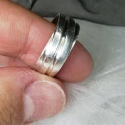 Aliança / anel  /prata925