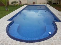 """Linda piscina 8,0 X 4,0 X 1,40 """"oportunidade"""""""