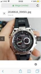Relógio Casio g shock steel