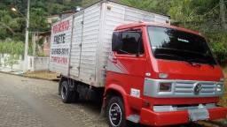Caminhão vw 7100 bau - 1994