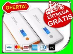 Bateria Externa Pening Power Bank 10000mah Original sem custo de motoboy