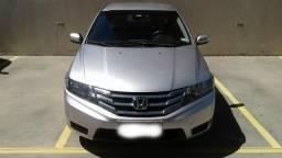 Honda City 2012/2013 Único dono - 2012
