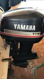Motor de Popa Yamara 115HP 2T - Usado/ Revisado