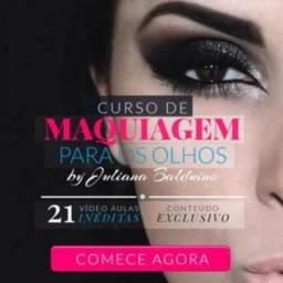Curso de Maquiagem para os Olhos