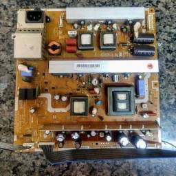 Tv Samsung Plasma* Placa Fonte Model: Pl42c450b1