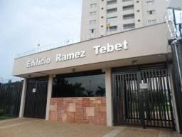 Apartamento Alto Padrão Ramez Tebet, cobertura, vista privilegiada