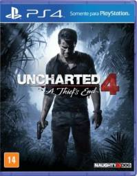 Uncharted 4 e Watch Dogs