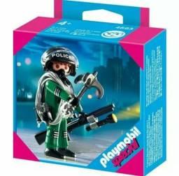 Playmobil especial plus agente da Swat raro.