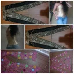 Lote de roupas femininas 27 peças por 80,00