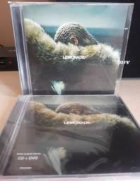Cd + Dvd Beyoncé LEMONADE Lacrado