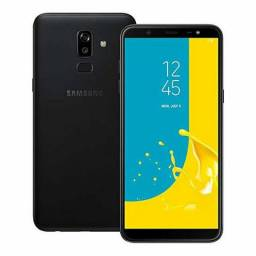 Samsung j8 1 mês de uso