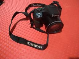 Câmera semi profissional Canon s520 Hs