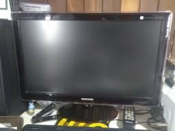 Tv monitor samsung + chromecast