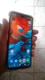 Smartphone Motorola Moto G7 plus Índigo