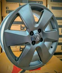 Rodas VW surf aro 17 cor Grafite parcela até 24x no carnê e cheque