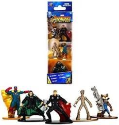 Nano metal Avengers