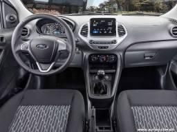 Ford ka 1.0 SE plus. Impecável. kit multimídia - 2019