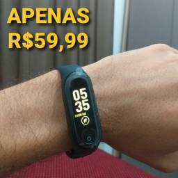 Relógio Inteligente Pulseira Smartband Lefun M4
