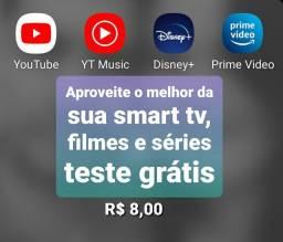 para Smart tv