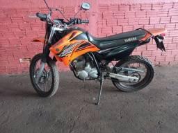 Troco moto Yamaha lander 250cc e corcel