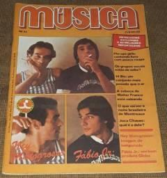 Revista Música n. 53 - Ney Matogrosso e Fábio Jr