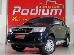TOYOTA Hilux CD SRV D4-D 4x4 3.0 TDI Diesel Aut
