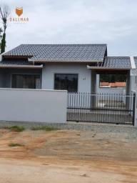 Casa à venda no bairro Quinta dos Açorianos | Barra Velha - 500 m da lagoa e 60 m²