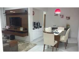 Apartamento à venda com 3 dormitórios em Morada da colina, Uberlandia cod:81436