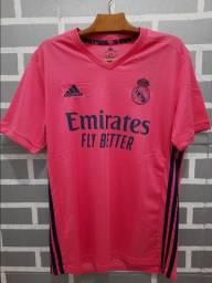 Camisa Real Madrid 20/21