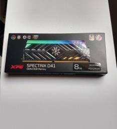 Memória DDR4 8GB 3000GHZ Nova RGB