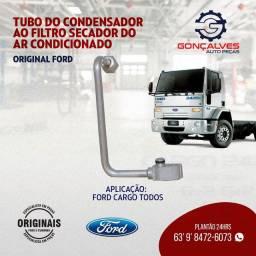 TUBO DO CONDENSADOR AO FILTRO SECADOR DO AR CONDICIONADO ORIGINAL FORD