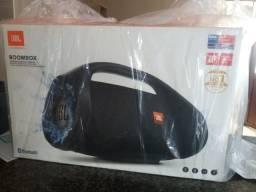 Jbl boombox original (lacrada) 1 ano de garantia concedida pelo fabricante