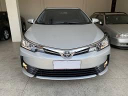 Corola 2018/2019 XEi Extra Na Garantia !!!
