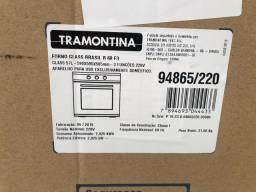 Forno elétrico de embutir Tramontina nunca usado