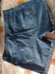 Short Jeans estilo