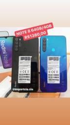 Note 8 64gb/4gb 100% original versão global