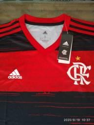 Camisa Flamengo 2020 Original Adidas