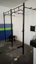 Rack para cross fit