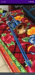 Trombone Weril com rotor