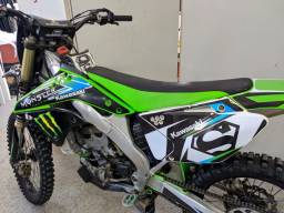 Kawasaki kx250f croos